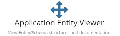 Application Entity Viewer